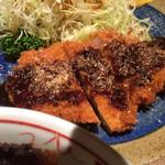 hitsumabushiwashokubinchou - ロースかつランチ