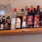 エイケイコーナー - AK Corner @板橋本町 夜の出番を待つアルコール類