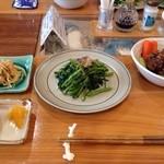 ペンションシオン - 料理写真:夕食