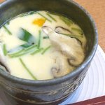 寿司処 一光 - 茶わん蒸し