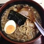 27118662 - 醤油ラーメン(¥340)5/9/2014