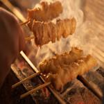 わさきち - 料理写真:わさきちこだわりの炭火焼鳥