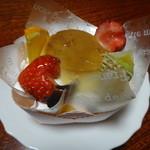 トロイカ - プリンアラモード367円