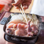 ぼたん - 料理写真:鳥すきやき