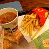 マクドナルド - 料理写真:■マックフライドポテト(M):267円