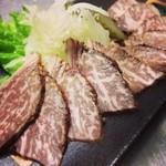 和欧DINING PAUSE - 近江牛のパストラミ ¥1200