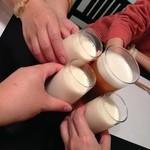 松竹五右衛門 - 豆乳