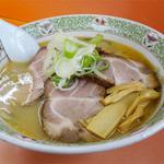 ラーメンショップ 桃太郎 - 料理写真:味噌チャーシュー麺(700円)