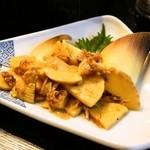 かんじ - 2014.4 タケノコの煮物