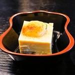 かんじ - 2014.4 玉子豆腐