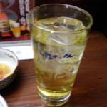 いなかっぺ - 緑茶ハイ280×2