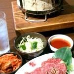 焼肉 李朝園 - ランチ