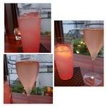 27123758 - この季節らしい「桜」の名称のカクテルがありましたので、、まずはそれを。                        グラスもいい品を使用されていますよ。