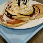 Hawaiian Pancake Factory - チョコバナナ