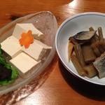 27126593 - じゃじゃ豆腐,ふきと筍と身欠ニシンの煮物