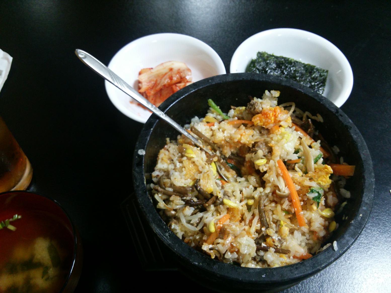 韓国家庭料理 たんぽぽ