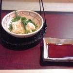 27129126 - とろゆばごま豆腐の造り