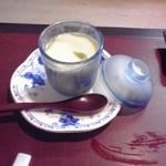 27129128 - ガラスの容器が涼しげな茶碗蒸し(冷)