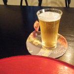 季節の風 蔵 - ビール。