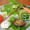 菜園の風 - 料理写真:サラダ