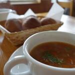 菜園の風 - スープ