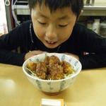 27133918 - ミニソースかつ丼