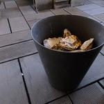かき小屋本舗 - めっちゃ食べました!