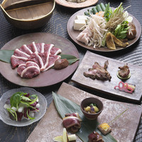 河内鴨料理 田ぶち - 鴨鍋コース