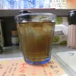 地味に嬉しい麦茶^^