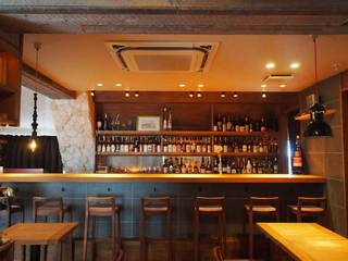 blanDouce bar&kitchen - ゆったり座れる広々店内