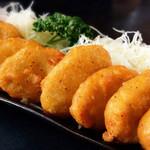 とん喜多 - チキンナゲット ¥400