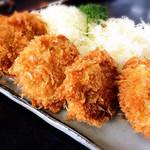 とん喜多 - ひれかつ定食  ¥1,600