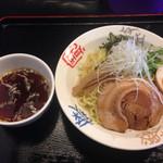 27137495 - つけ麺、太麺
