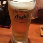 金沢旬菜 なごみや - 生ビール