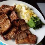牛たんの店一休 - 料理写真: