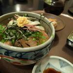 福寿司 - さわら丼