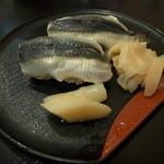 福寿司 - ままかり握り