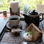珈琲店 蒼 - 蒼のブレンドのセット