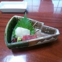 割烹 ふじむら-☆鯛と鮪のお刺身☆