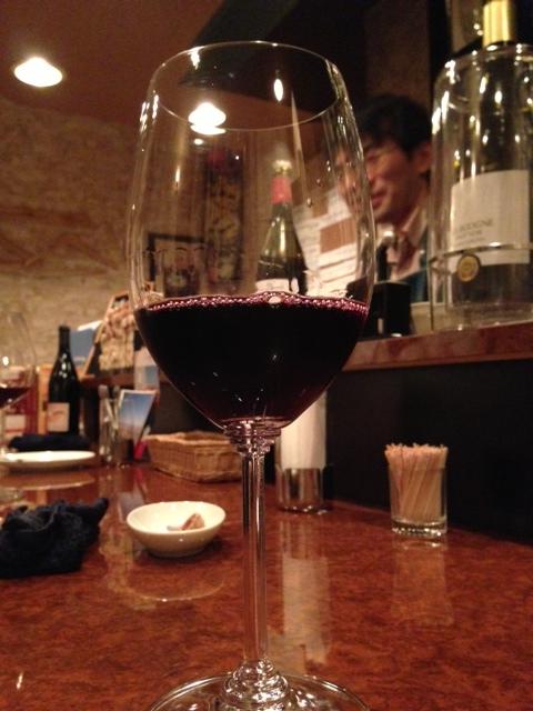 Antic Wine - ☆このルビーレッドに私はメルローメルローになるのだ。。笑