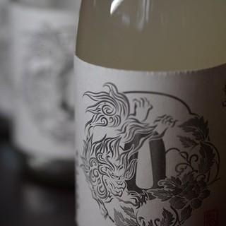 幻の発泡性生原酒.【剣マッコリ】