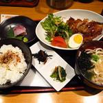 27142151 - 【ランチ】 鶏ステーキ塩ダレ焼 850円