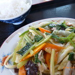 ミニレストラン具志川 - 料理写真: