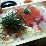 いろいろ - 海鮮ちらし寿司