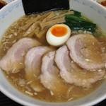 横浜とんとん - チャーシュー麺@横浜とんとん