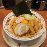 ぶぶか - 油そば+生卵(700円)