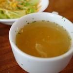バルーチョ - (2014/4月ランチ)ランチスープ