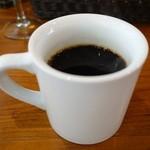 バルーチョ - (2014/4月ランチ)ランチ有機栽培コーヒー