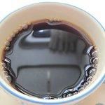 トラットリア ドン ジョヴァンニ - ランチコース 1200円 のコーヒー