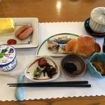 レストラン 浜千鳥 - 朝食